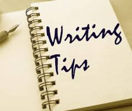 Writing tips for students