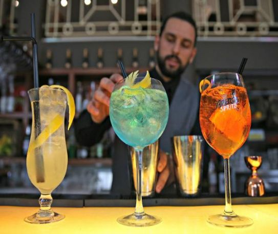 Cin cin - Trattoria 51 raises a glass to new in-house Prosecco and Spritzer bar