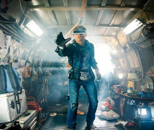 Steven Spielberg introduces us to the world of Oasis in Ready Player One teaser trailer