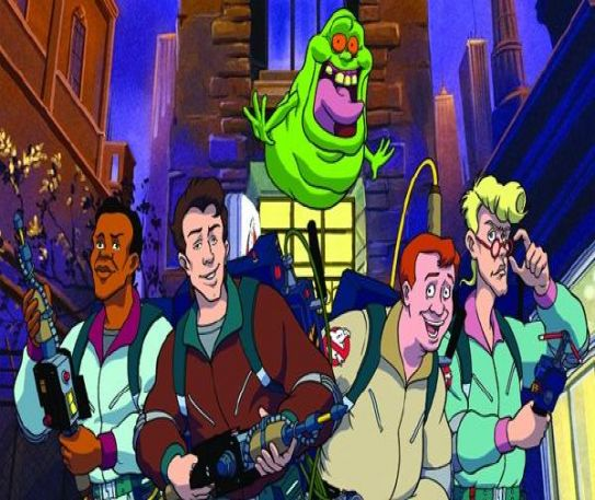 The Real Ghostbusters are coming back! As action figures.