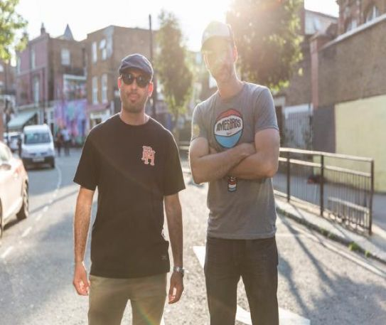 DJ Format and Abdominal announce Still Hungry UK Pt II