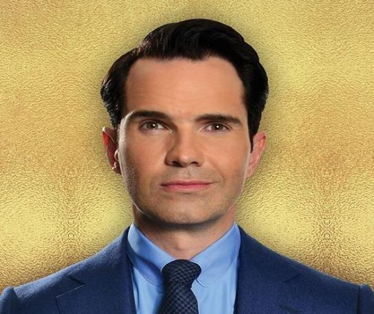 Jimmy Carr speaks about how jokes shouldn't be misheard ahead of his tour show in Warrington
