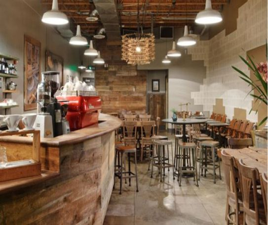 Coffee shop interior design - 5 tips to help you stand out