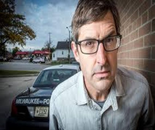 Louis Theroux: Dark States - Murder in Milwaukee: Gun crime and the erosion of social values.