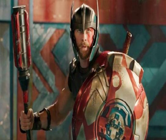 Thor: Ragnorak- A lighthearted and action-packed third installment