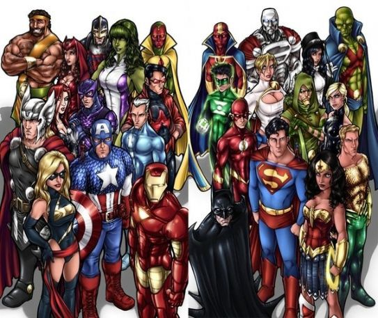 Justice League star Jason Momoa would love to see a Marvel DC Crossover