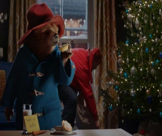 John Lewis and Marks and Spencer unveil Christmas ads, competing again for the nation's affections