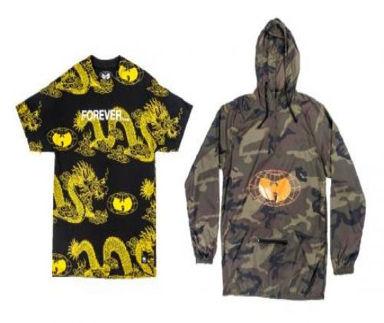 Wu Wear relaunches with a holiday collection