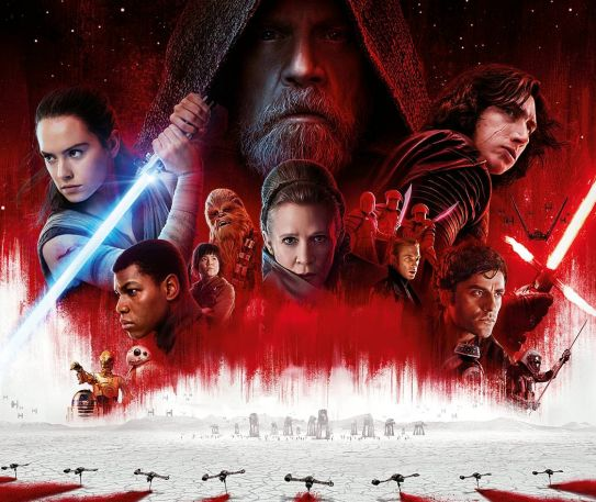 Star Wars: The Last Jedi review - An action packed continuation of the Star Wars Saga