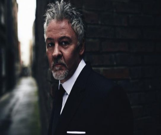 Paul Young and special guests China Crisis playing in Manchester next month
