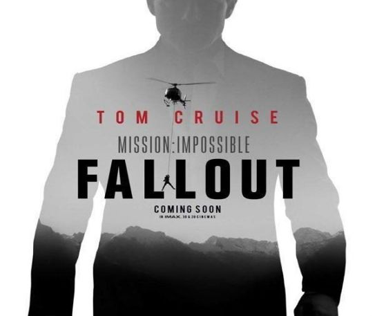 Tom Cruise takes part in more death-defying stunts in action-packed Mission: Impossible - Fallout trailer