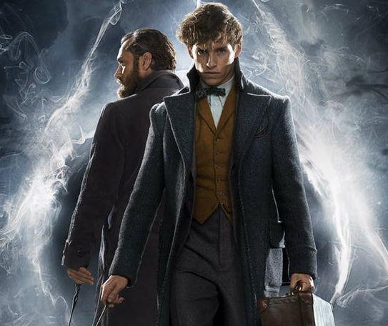 Fantastic Beasts: The Crimes of Grindelwald - Official Trailer
