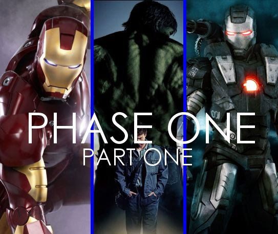 The Road to Infinity War: Phase One (Part 1)