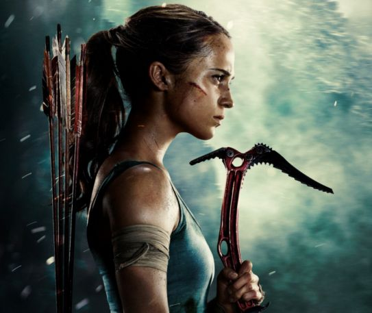 Tomb Raider review - A good return to the big screen for Lara