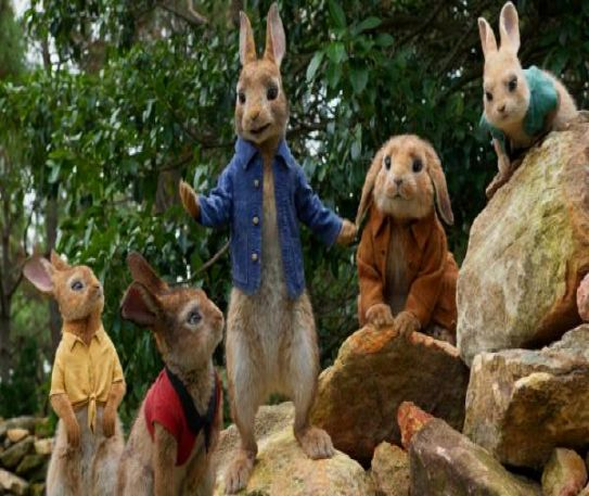 Peter Rabbit - A sweet but uneven adaptation of the beloved childrens story