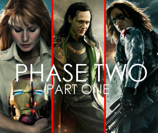 The Road to Infinity War: Phase Two (Part 1)