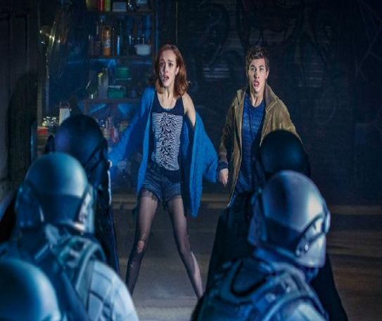 Ready Player One - A fun pop-culture filled sci-fi flick