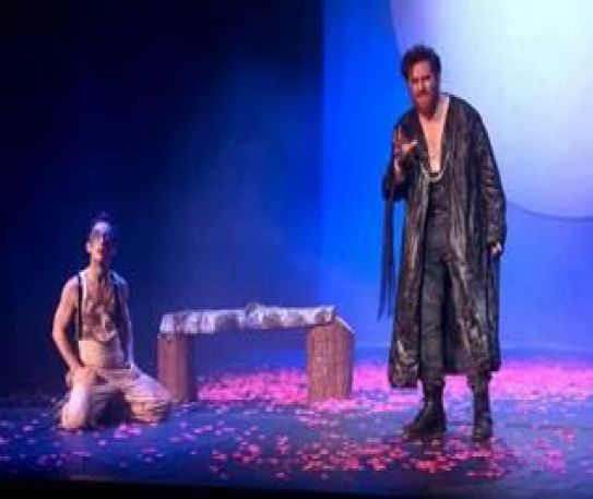 Shakespeare Repertory Productions at the Epstein Theatre open to rave reviews