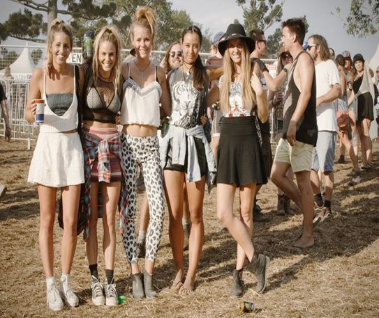 9 Festival beauty trends that are here to stay
