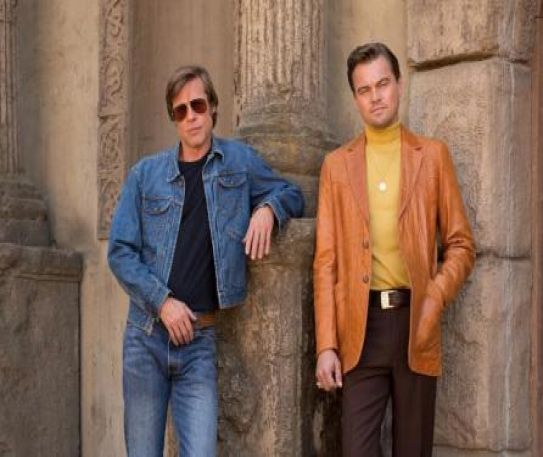Leonardo DiCaprio shares first image of Tarantino's Once Upon a Time in Hollywood via Instagram