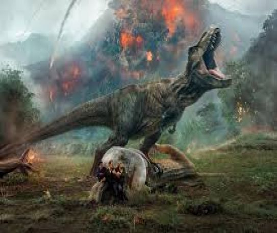 Jurassic World: Fallen Kingdom is proving once again that dinosaurs are a money maker on the big screen.