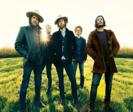 The Magpie Salute announce London acoustic show