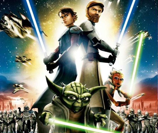 Rewind Reviews - Star Wars: The Clone Wars