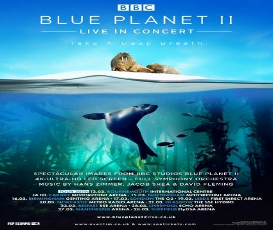 BBC presenter Anita Rani announced as host for Blue Planet II - Live In Concert