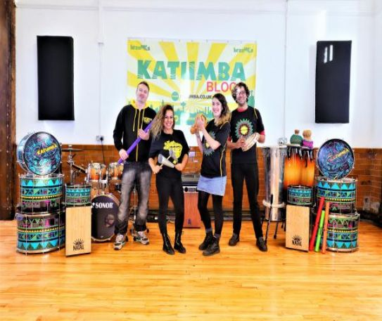 Katumba drumming and movement group to open Cultural Hub in Toxteth