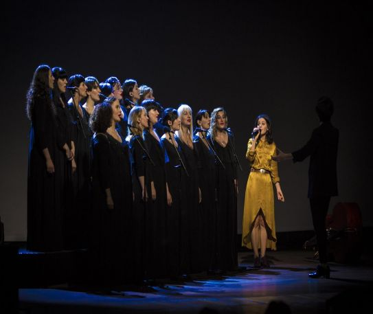 Katie Melua: Live (with The Gori Womens Choir at Liverpool Philharmonic Hall)