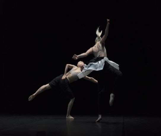 Flow Festival takes over Finnish National Opera House to present Jlin and Wayne McGregor's groundbreaking Autobiography Edits