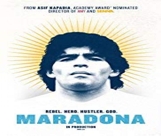 Soccer legend Diego Maradona has split personality?