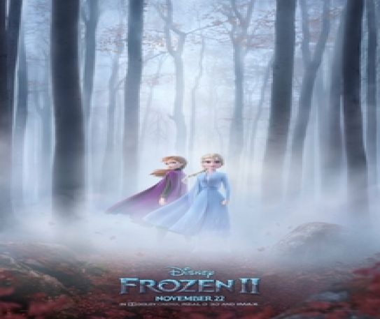 Frozen II to tackle global warming?