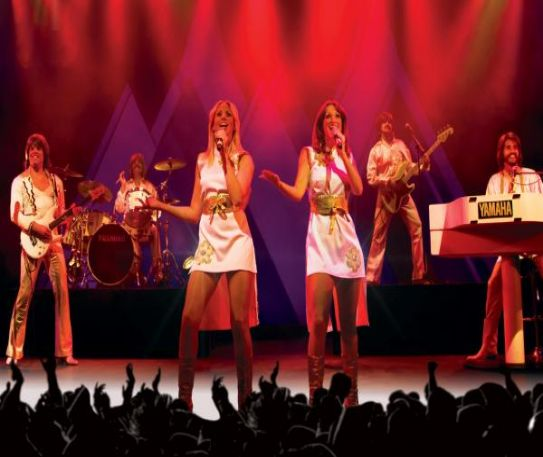 Abba Reunion tribute show comes to Castleton - Devils Cavern in August