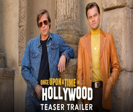 Once Upon A Time in Hollywood- Tarantino's swan song?