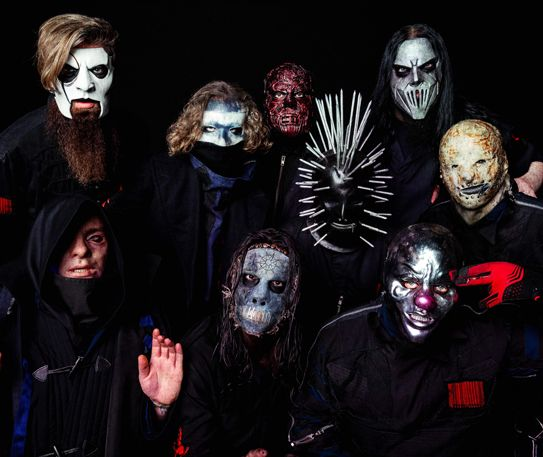 Slipknot announce UK and European tour cities for 2020