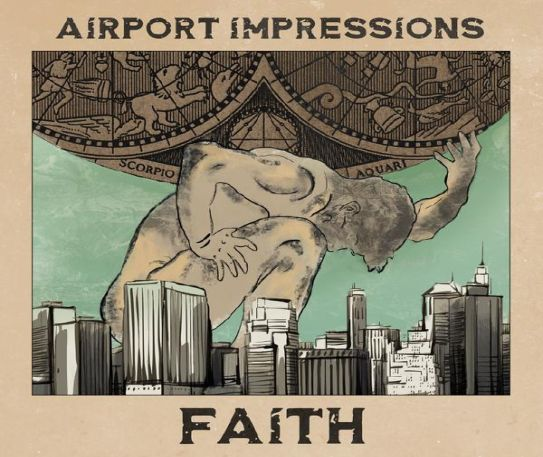 Friday Firsts: Airport Impressions