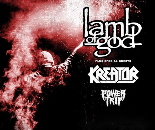Lamb of God announce U20K20 State of Unrest tour