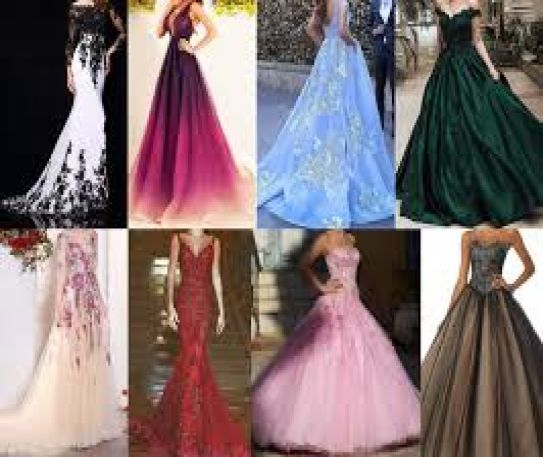 What Color Should You Choose For Your Prom Dress?