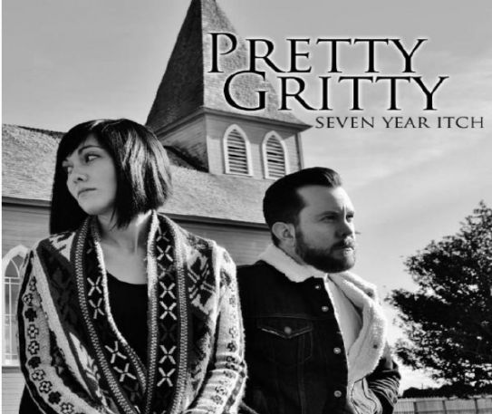 Friday Firsts: Pretty Gritty
