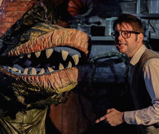 Little Shop Of Horrors immersive screening - Audrey II lands At VideOdyssey, Toxteth