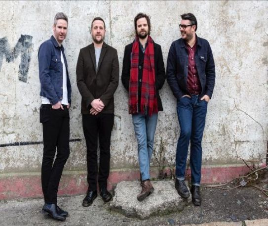 The Futureheads unveil video for Electric Shock and December UK tour dates