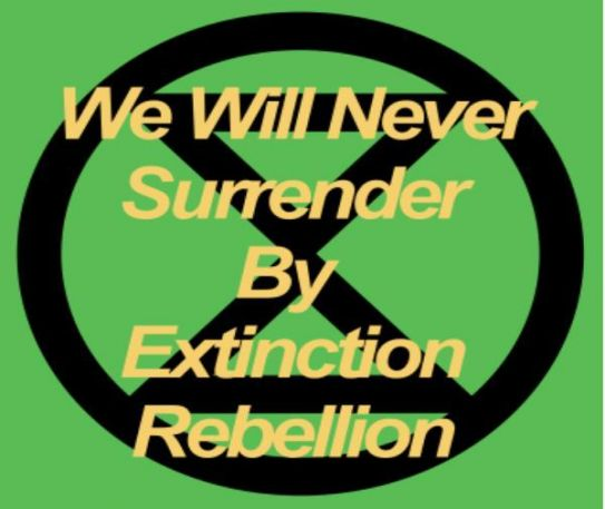 Friday Firsts: Extinction Rebellion