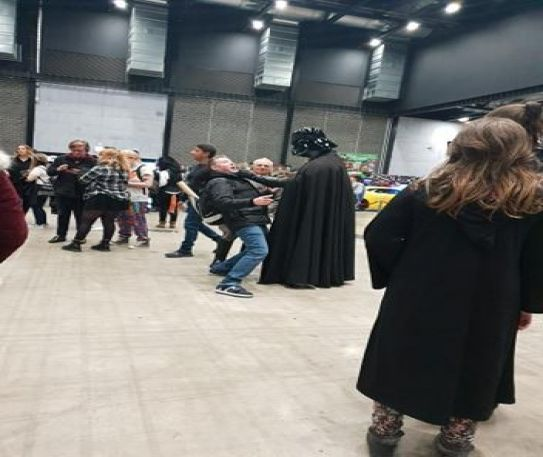 Review: Liverpool Comic Con 2020