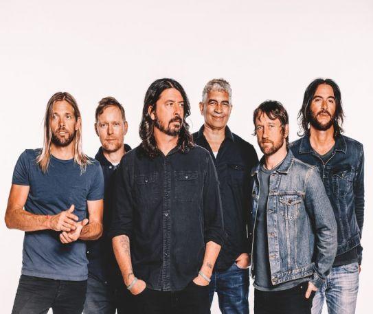 Foo Fighters Van Tour Postponed