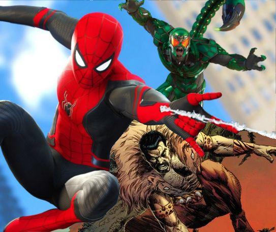 Marvel's Spider-Man 3: Movie updates and rumours