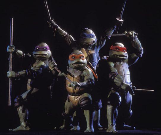 Rewind Reviews - Teenage Mutant Ninja Turtles: The best of the lot