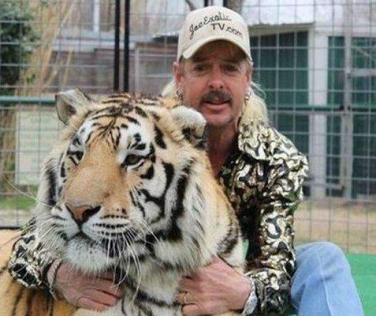 Joe Exotic - Tiger King and Fashion Icon