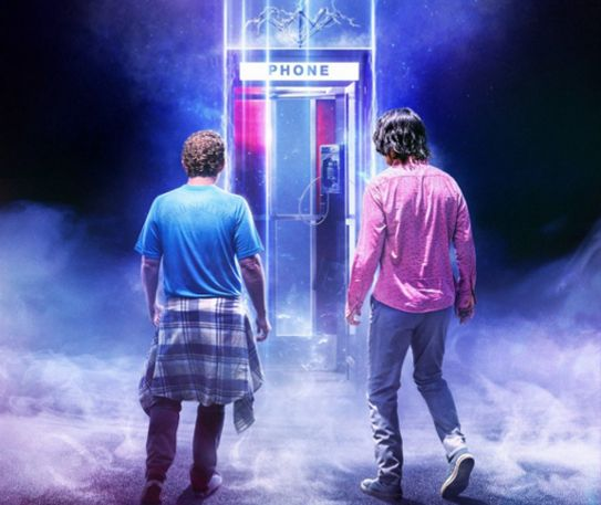 Bill and Ted Face the Music in First Official Trailer