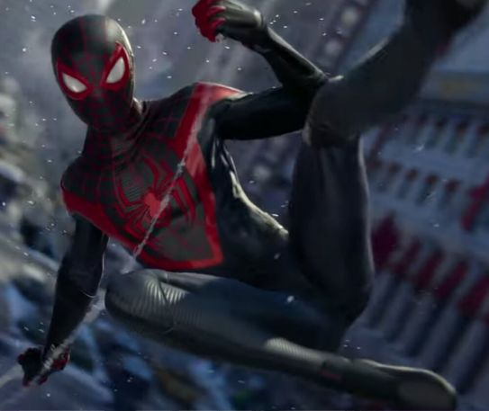 Spider-Man: Miles Morales - New game revealed for PlayStation 5